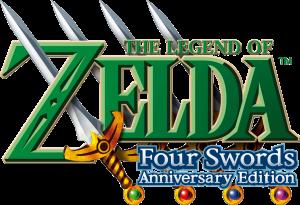 The_Legend_of_Zelda_-_Four_Swords_Anniversary_Edition_(logo)